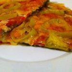 Spana4ena pizza s kolbas