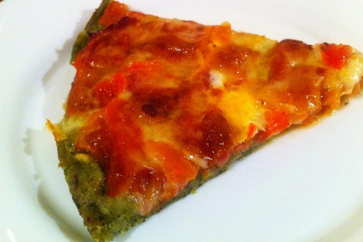 Spana4ena pizza